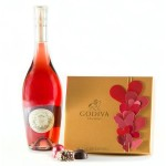 Sofia Rose and Godiva Chocolate Gift Set