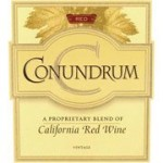 Conundrum Red Blend 2012
